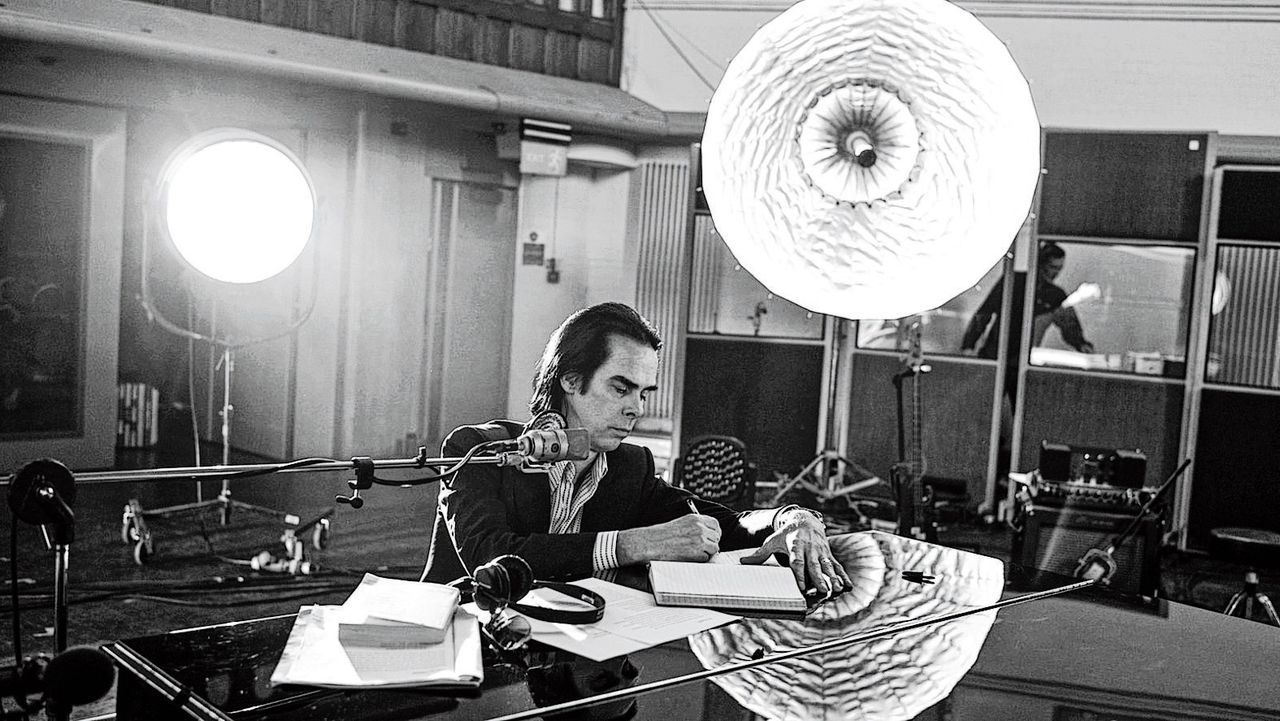 Nick Cave in documentaire One More Time with Feeling.