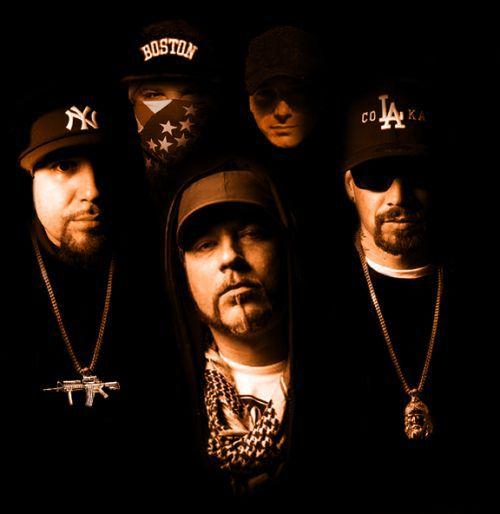 Hiphopgroep komt naar NL super hiphopgroep La Coka Nostra, bestaande uit alle originele leden van House Of Pain, aangevuld met leden van o.a. Non Phixion.