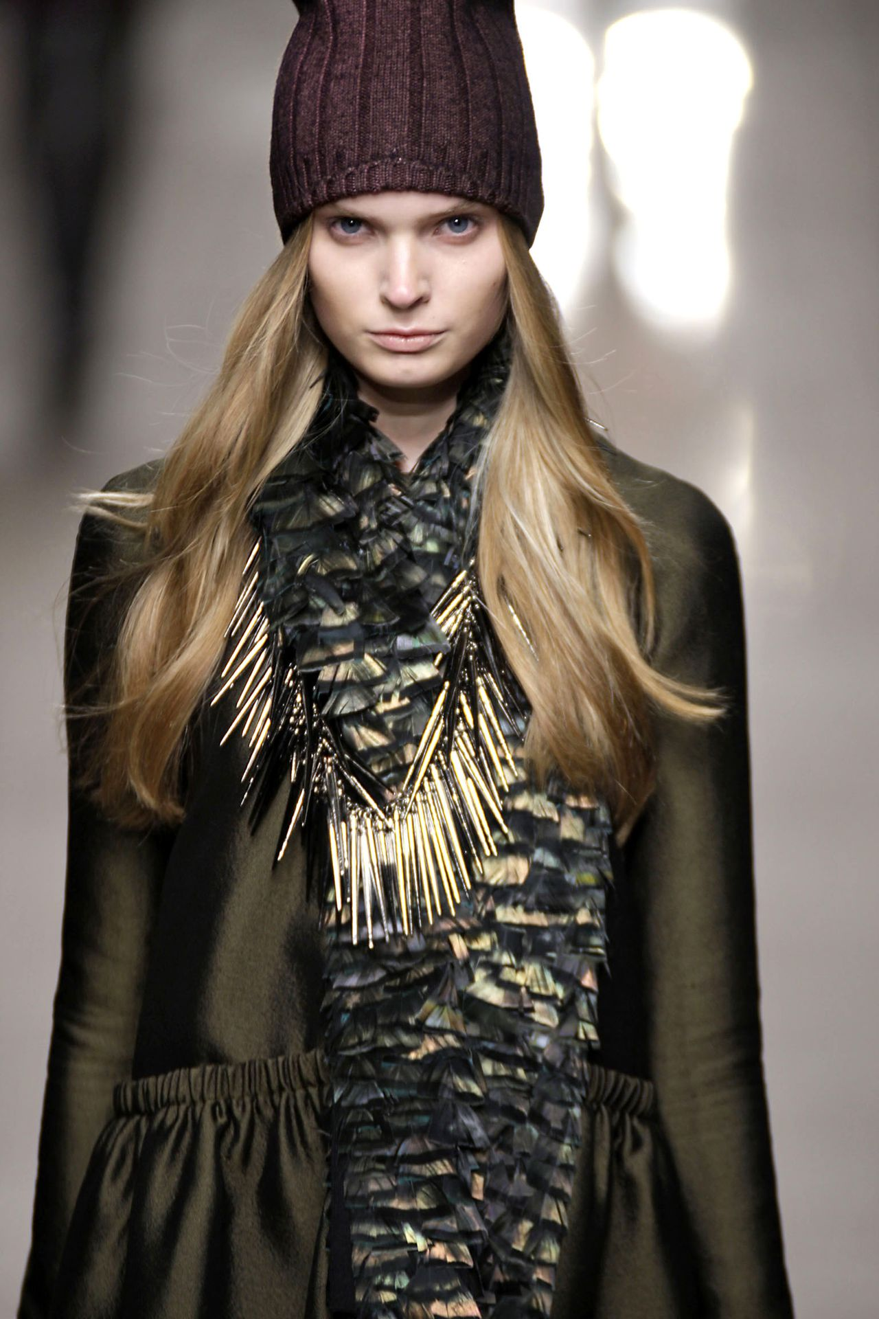 Burberry © PHOTO'S PETER STIGTER WOMANSWEAR FALL/WINTER 2008-2009