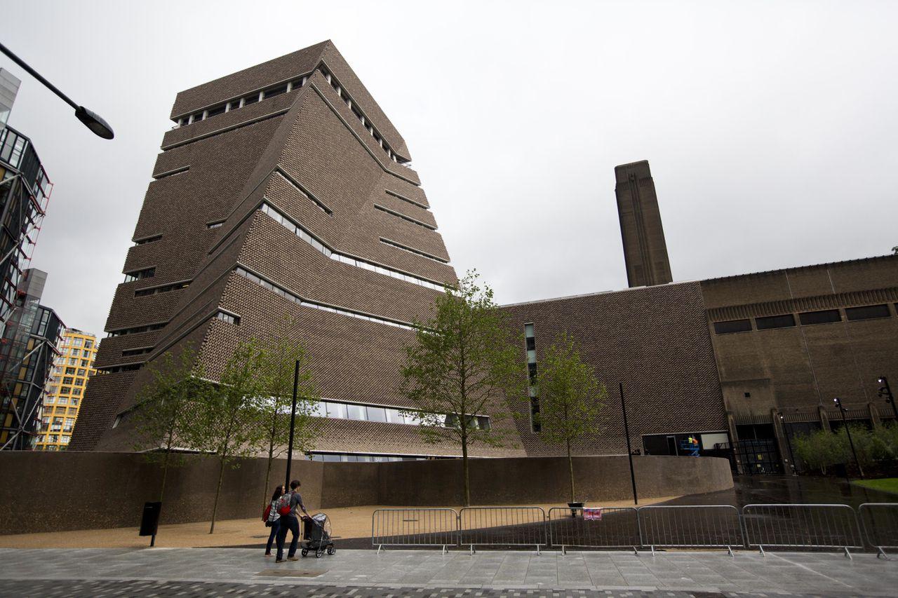 Het Tate Modern in Londen.
