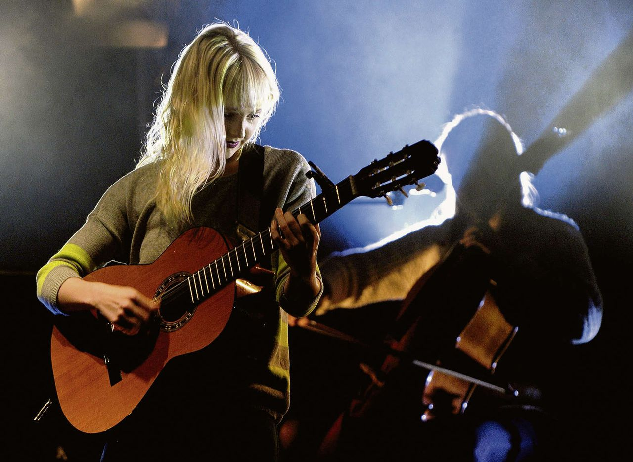 Laura Marling in 2012 in Manchester