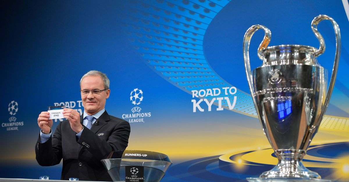 Champions League Loting Picture: Loting Champions League: Real Madrid Treft PSG