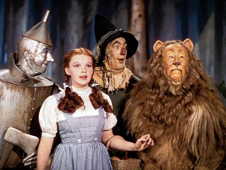 wizard of oz narrative report Illustrating oz rawle's re-imagining of 'the wizard of oz' offers new rawle's images complicate the single and authorial narrative voice of report a problem.