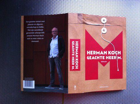 nieuwe roman herman koch direct op 1 in cpnb bestseller top-60 - nrc