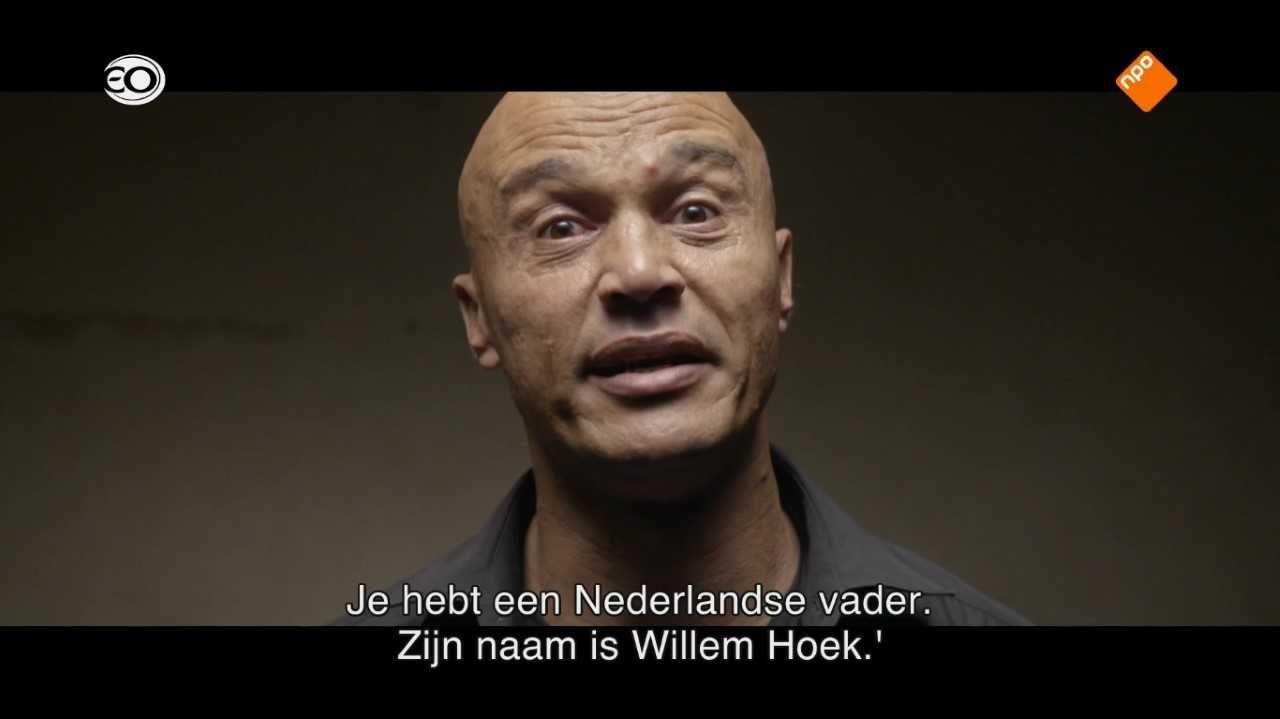 Daniel Hoek vertelt over zijn leven in The Bastard (EO)