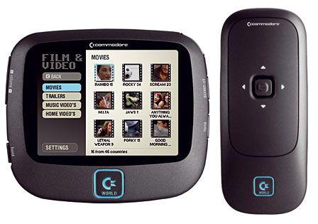 Tv kijken volgens Commodore