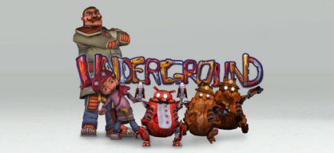 """De game """"Underground"""" van Grendel Games."""