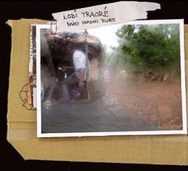 Cover van de CD Rainy Seasons Blues van Lobi Traoré