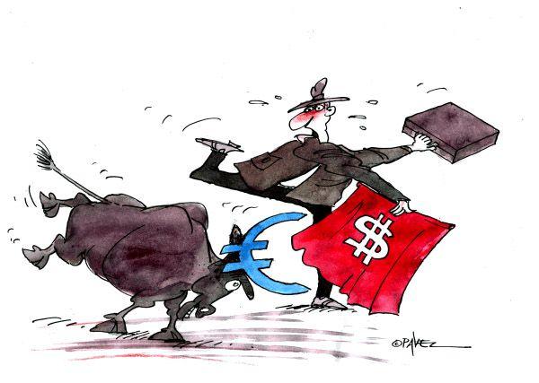 Waarom de euro de dollar niet zal vervangen als reservemunt.