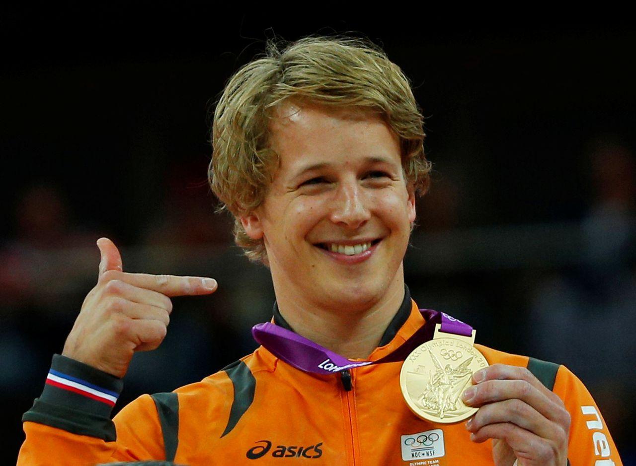 Epke Zonderland werd in 2012 olympisch kampioen.