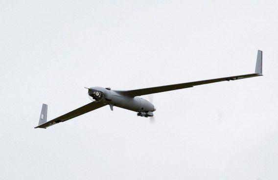 Bij een verkeerscontrole is vorig jaar zonder toestemming van minister Opstelten een drone van Defensie ingezet.