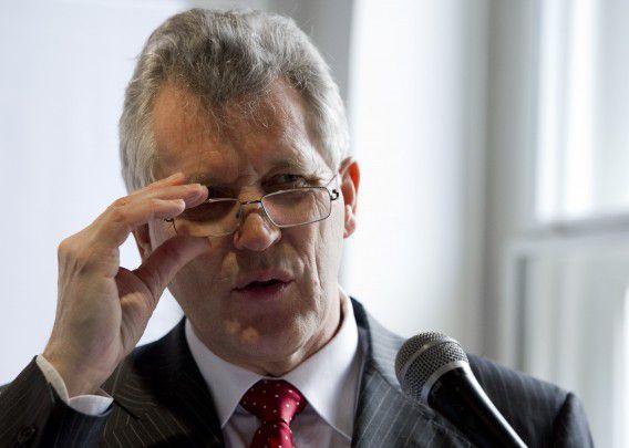Scheringa: Ik stel me graag beschikbaar, ook voor politieke functies, als daar behoefte aan is.