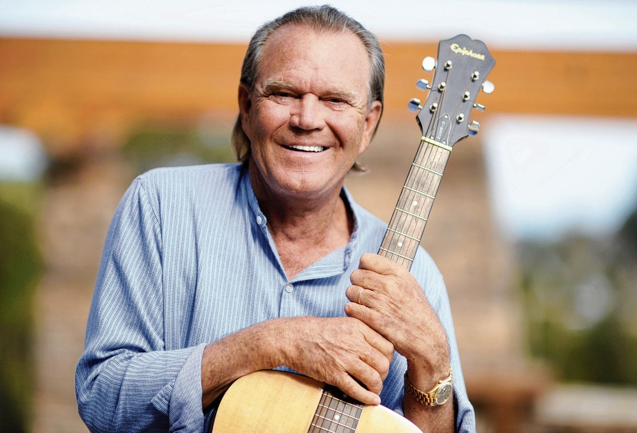 Glen Campbell in 2008.