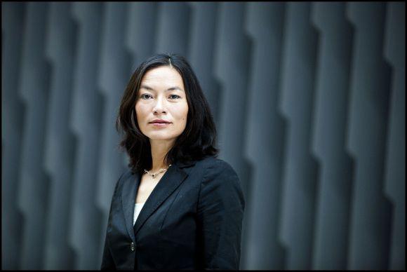 Nederland, Den Haag,09-08-2011. GroenLinks-Kamerlid Mariko Peters .Foto Evelyne Jacq