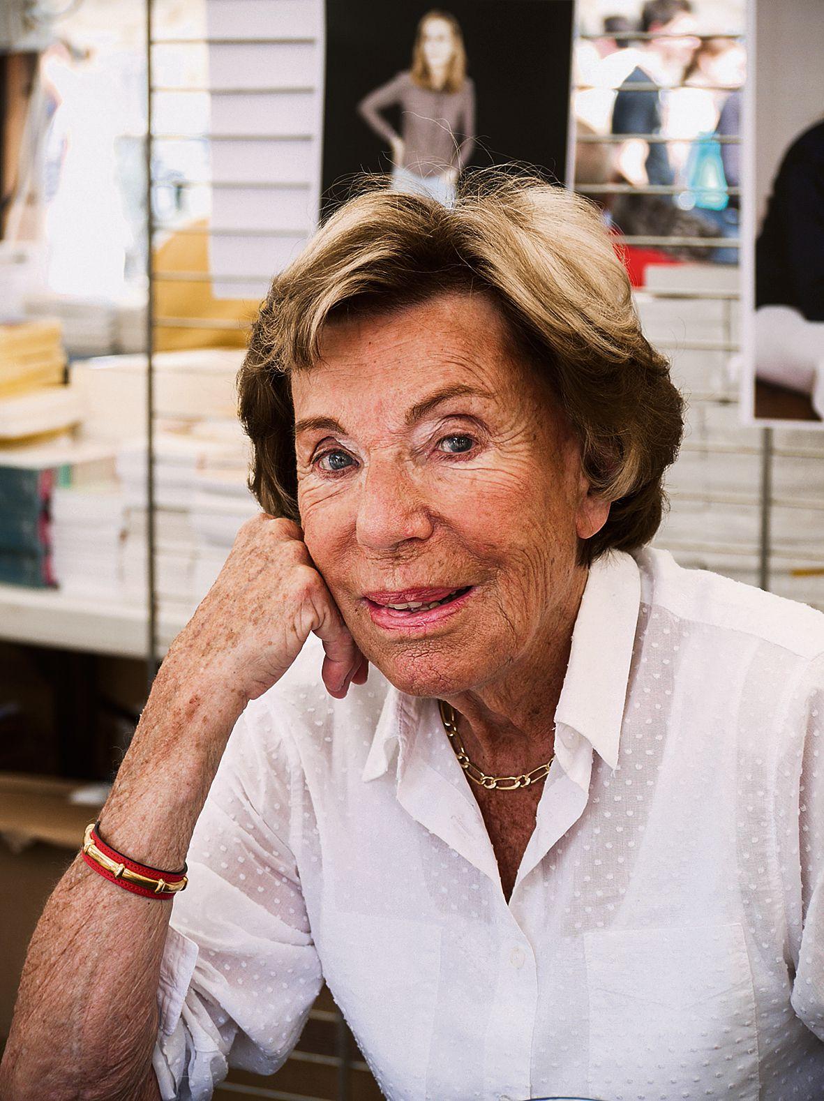 Benoîte Groult in 2010 Foto Wikimedia commons