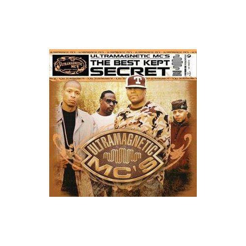 Ultramagnetic MC's: The Best Kept Secret (DMAFT Records) ***--