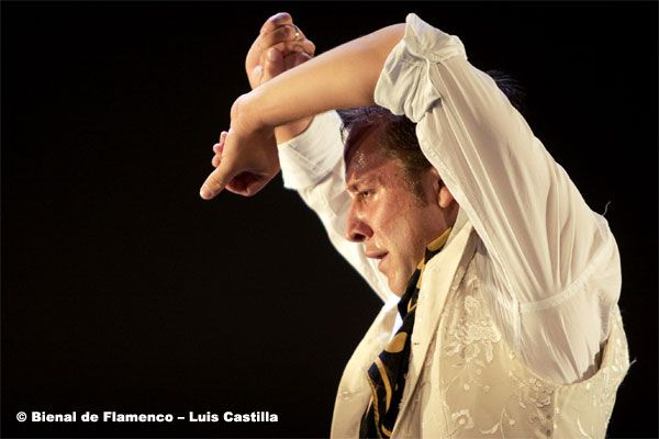 Flamencodanser Manuel Linán