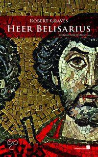Cover van het boek Heer Belisarius van Robert Graves