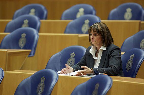 Martine Baay-Timmerman stapt uit de fractie van 50Plus.