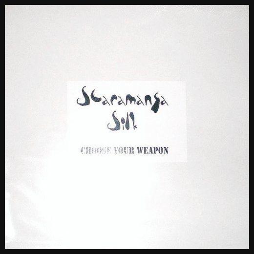 Choose Your Weapon van Scaramanga Silk: verkocht voor €34.000