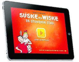 Suske & Wiske op de iPad (