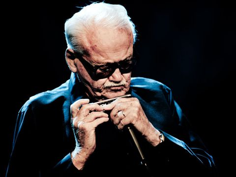 In Beeld: Toots Thielemans
