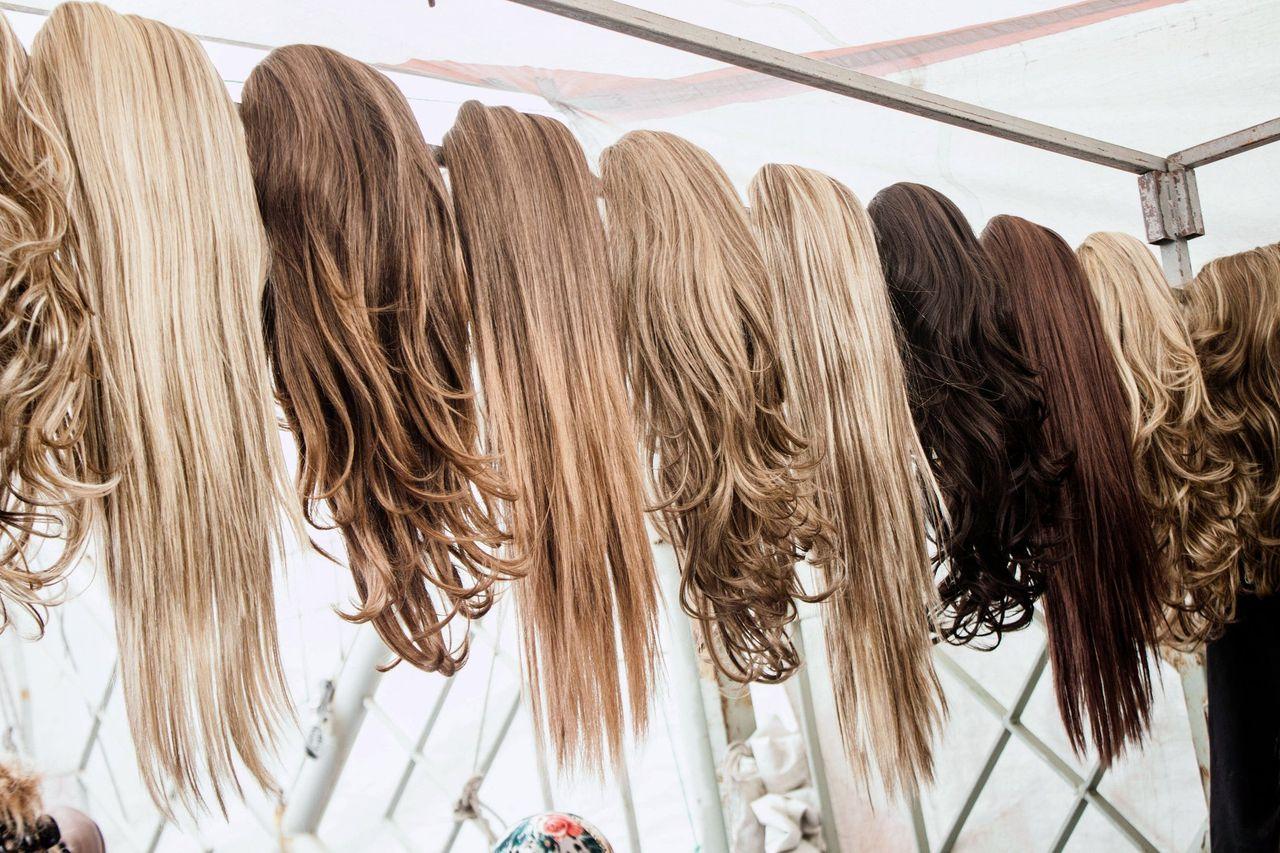 De kleur van iemands haar wordt bepaald door de verhouding tussen twee pigmenten: eumelanine en pheomelanine. Foto Istockl