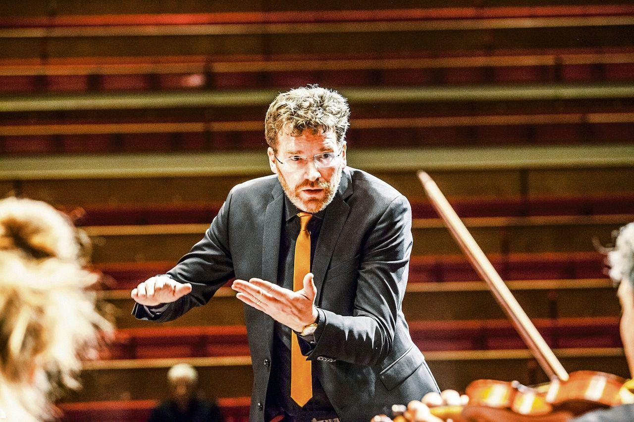 Imposant intiem: de Matthäus volgens dirigentJohannes Leertouwer