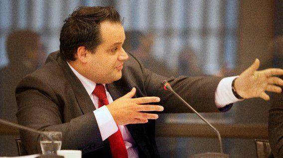 Volgens de afspraken moet De Jager voor 30 april een bezuinigingsplan presenteren aan Brussel. Foto NRC / Maarten Hartman