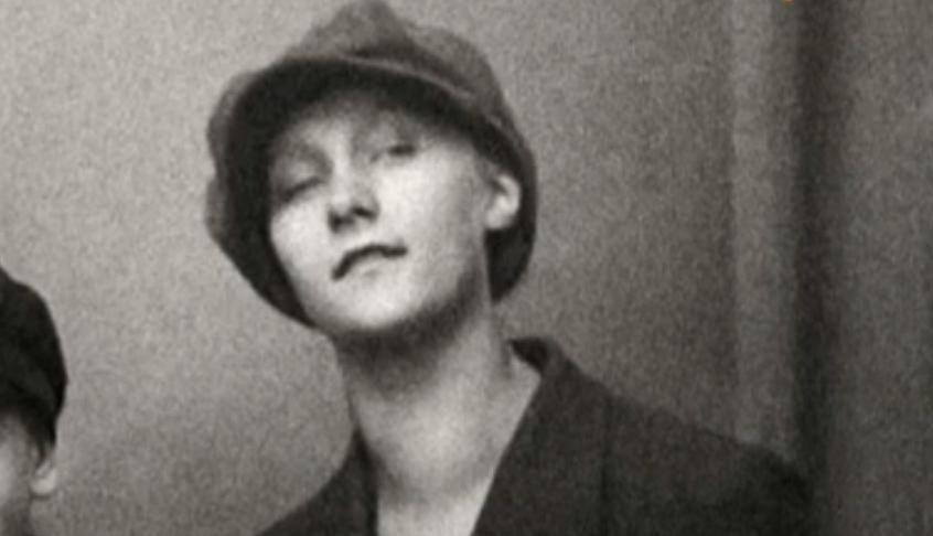Astrid Lindgren in 1924 ('Het Uur van de Wolf')