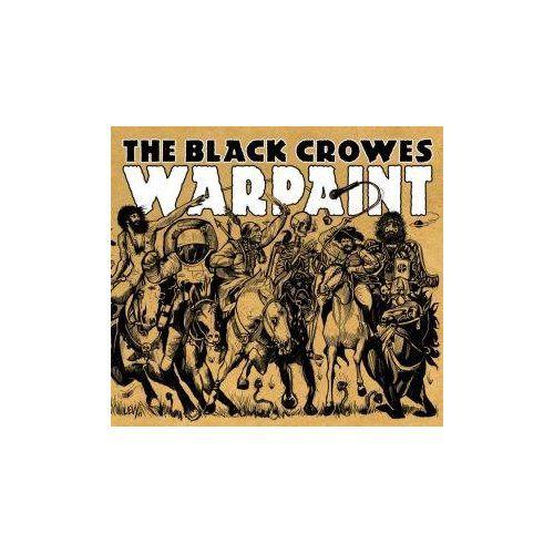 cd pop The Black Crowes: Warpaint ****