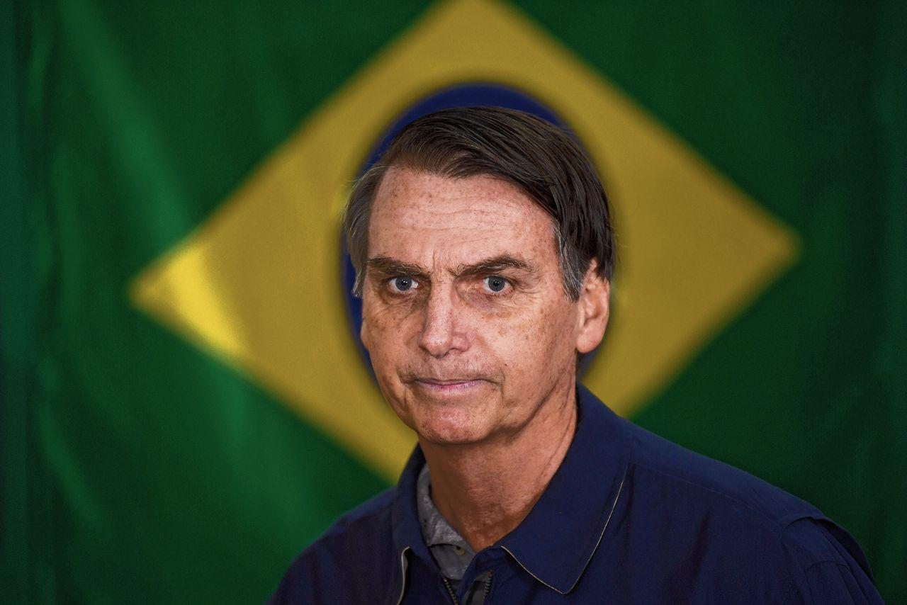 Kandidaat Jair Bolsonaro