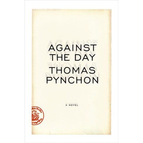Thomas Pynchon: Against the Day. Penguin, 1085 blz. € 30,- **---