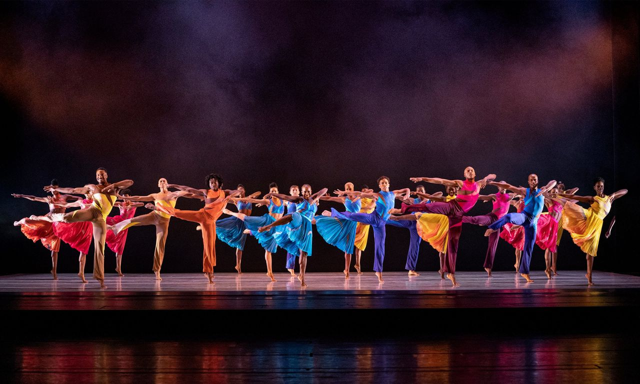 Voorstelling Ounce of Faith, van Alvin Ailey American Dance Theater