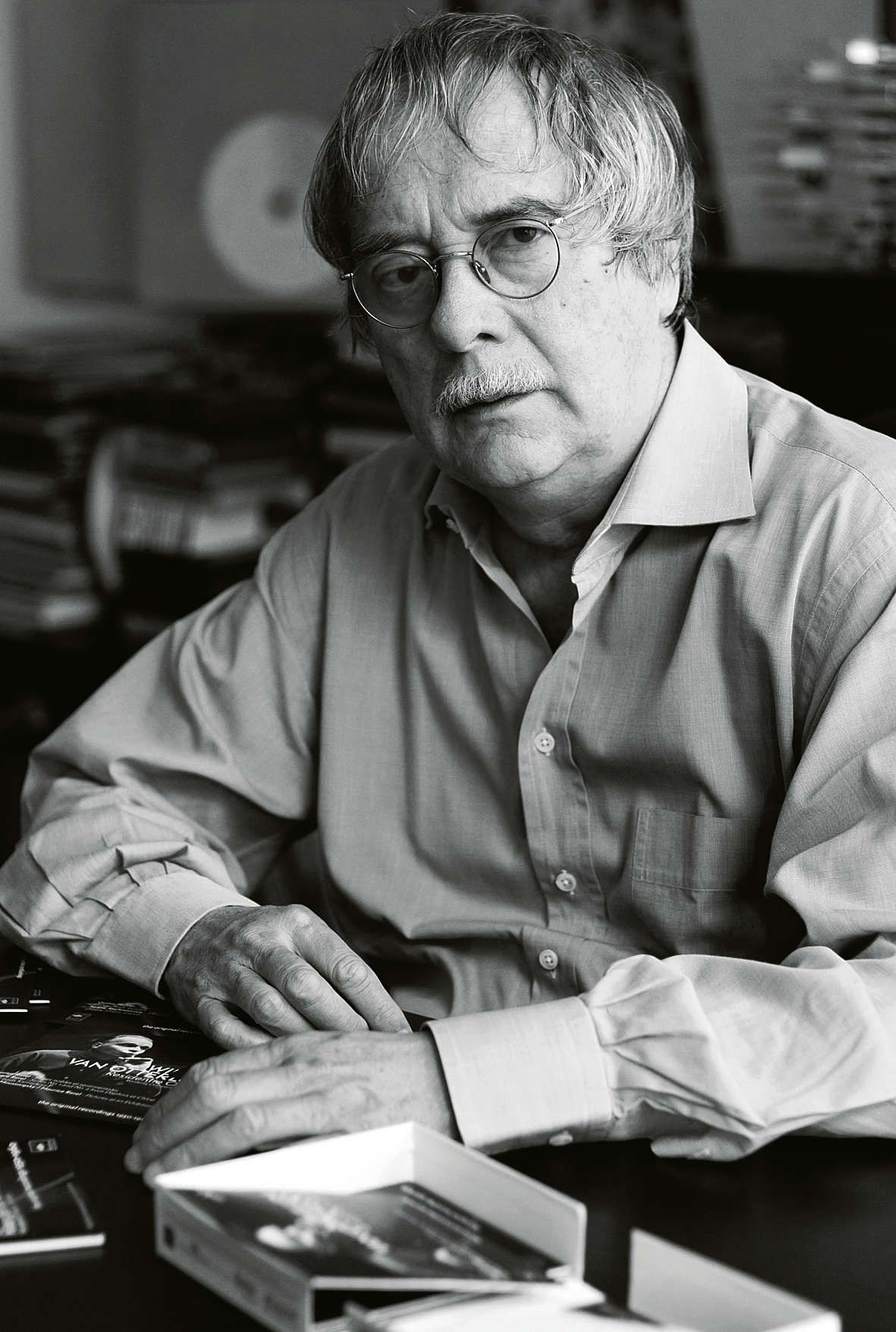 Otto Ketting in 2005