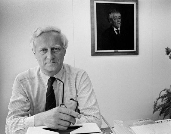 MENTZEL/NRCH===B/W==Rotterdam, 18 juli 1983