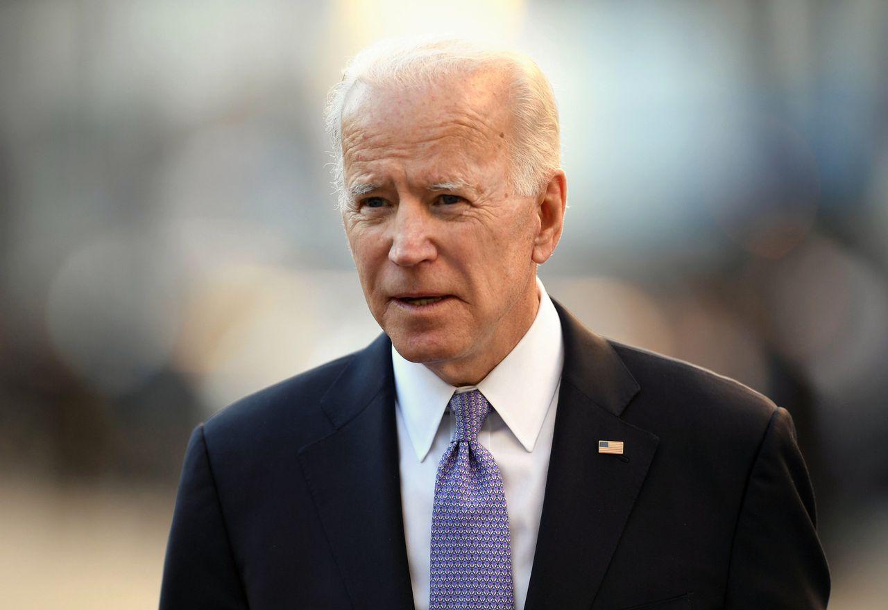 Voormalig vice-president van de VS Joe Biden