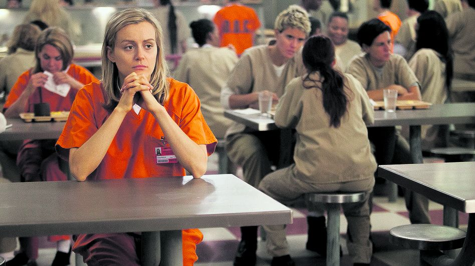 'Orange is the New Black' (Netflix).