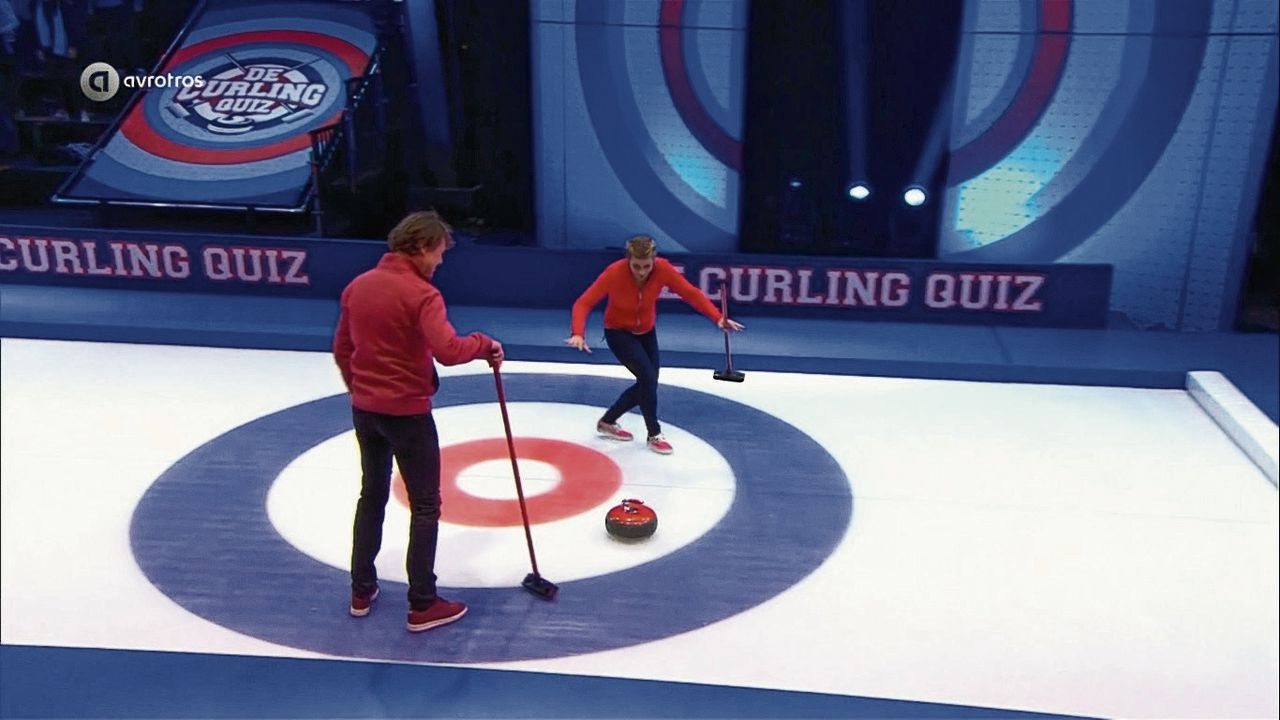 De Curling Quiz (AVRO-TROS)