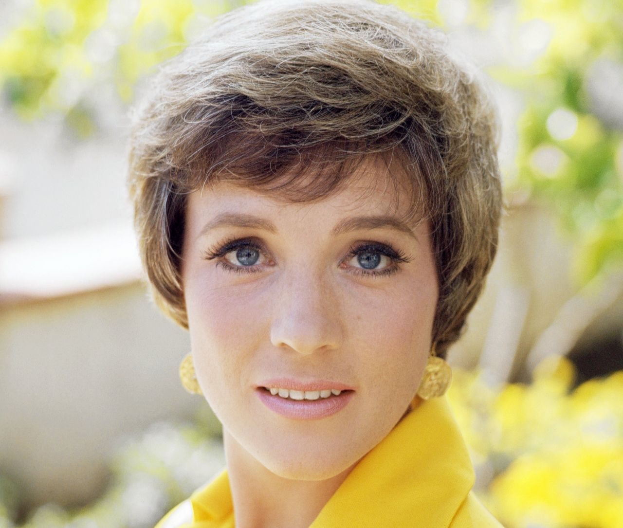 Julie Andrews, circa 1965.