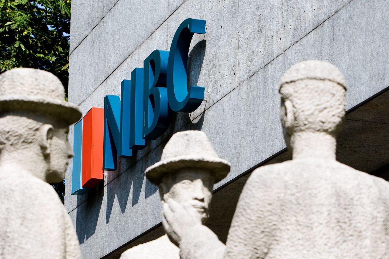 Het hoofdkantoor van zakenbank NIBC in Den Haag.
