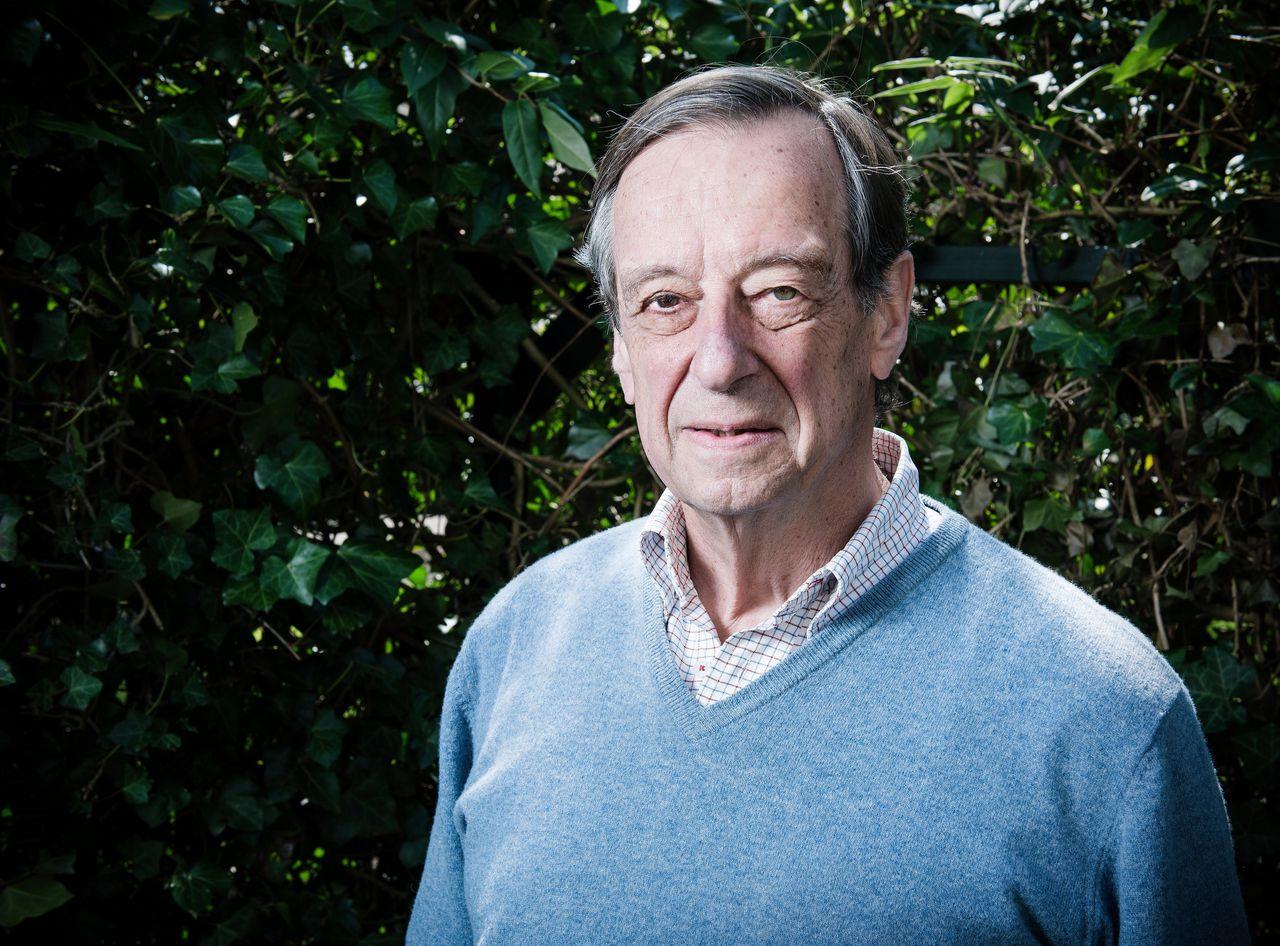 Kees van Lede op een foto uit 2013. Hij was gedurende zijn carrière voorzitter van werkgeversorganisatie VNO, topman bij chemiebedrijf AkzoNobel en daarna commissaris bij onder meer Heineken, Philips en Air France-KLM.