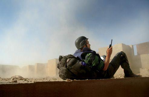 Berichten uit Bagdad