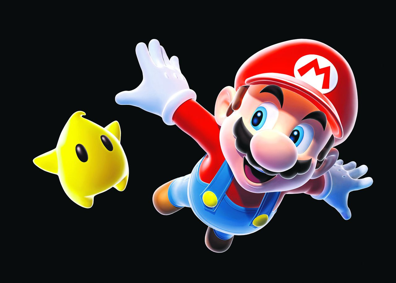 """In this image provided by Nintendo, video game icon Mario is shown. Even though Mario hasn't changed much in nearly three decades, the latest game he stars in, the newly released """"The New Super Mario Bros. Wii,"""" is one of the holiday season's top titles. (AP Photo/Nintendo)"""