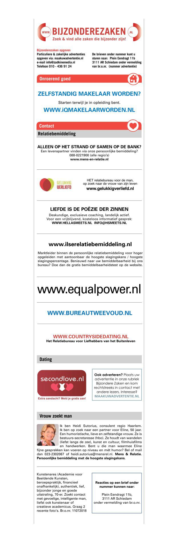 dating site zoeken via e-mail