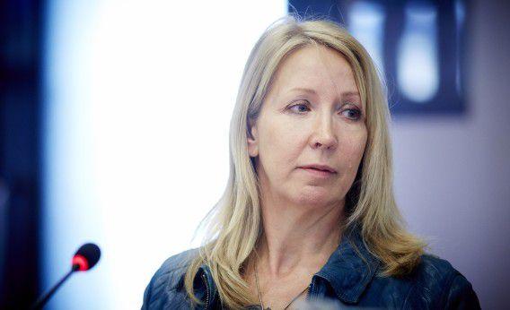 GroenLinks-Kamerlid Liesbeth van Tongeren.