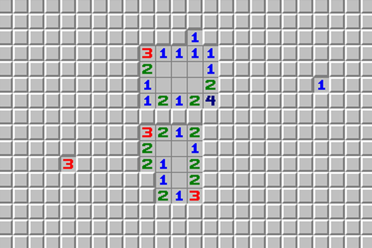 Image result for bill gates minesweeper
