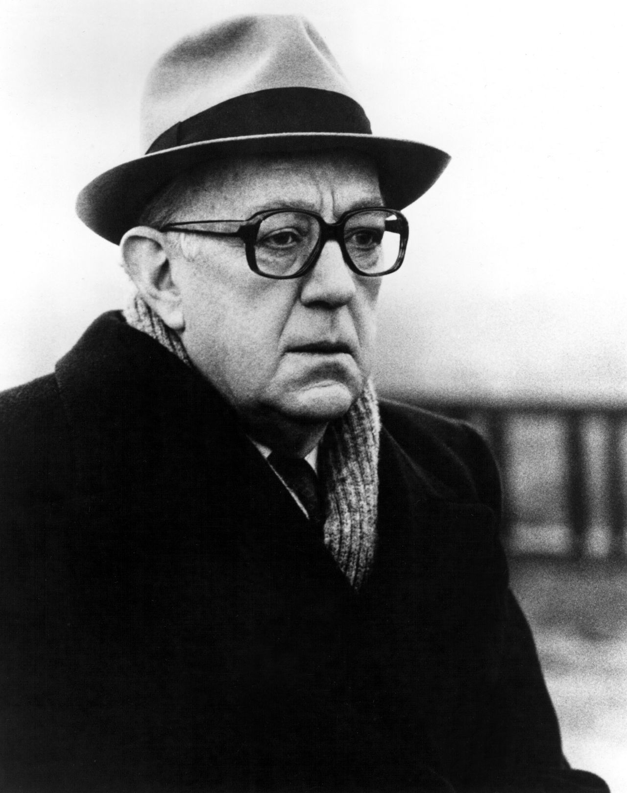 TINKER, TAILOR, SOLDIER, SPY, Alec Guinness (Great Performances), 1979