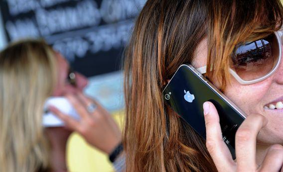Nog maar weinig telefoons zijn geschikt voor 4G.