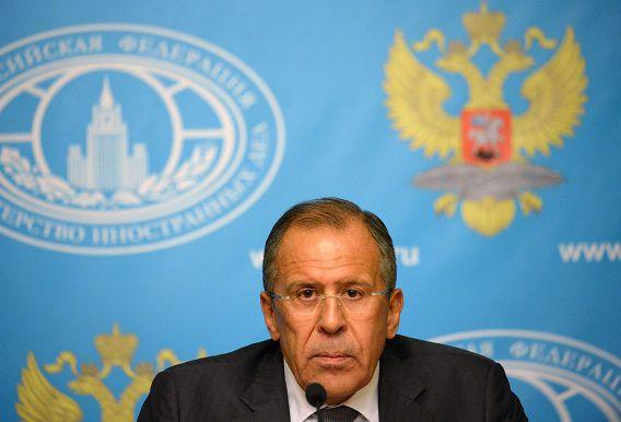 De Russische minister van Buitenlandse Zaken houdt een persconferentie in Moskou, waarin hij zegt dat hij het Syrische regime zal vragen de controle over chemische wapens over te geven aan de internationale gemeenschap als dit een Amerikaanse aanval kan voorkomen.